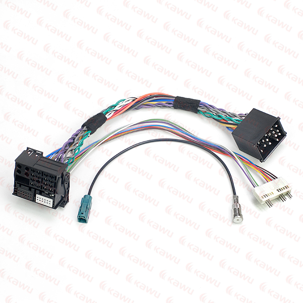 Bmw Z3 Radio Code: Connector For BMW BM24 On BM54 Fully Occupied